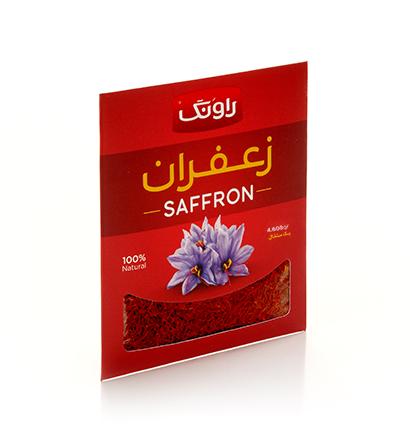 4.608克纸包拉王藏红花